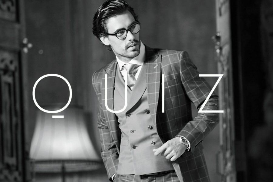 Custom Made Suits Quiz – Show What You Know