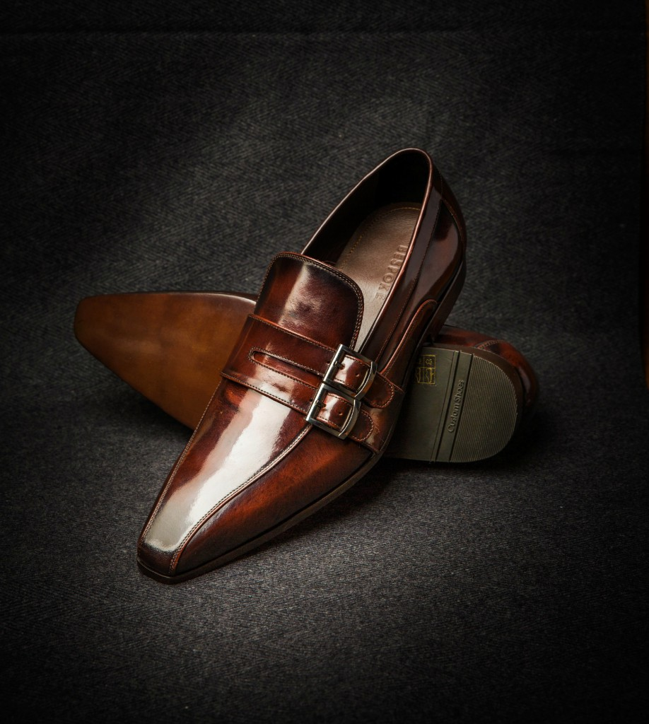 iTailor's Custom Made Leather Loafers