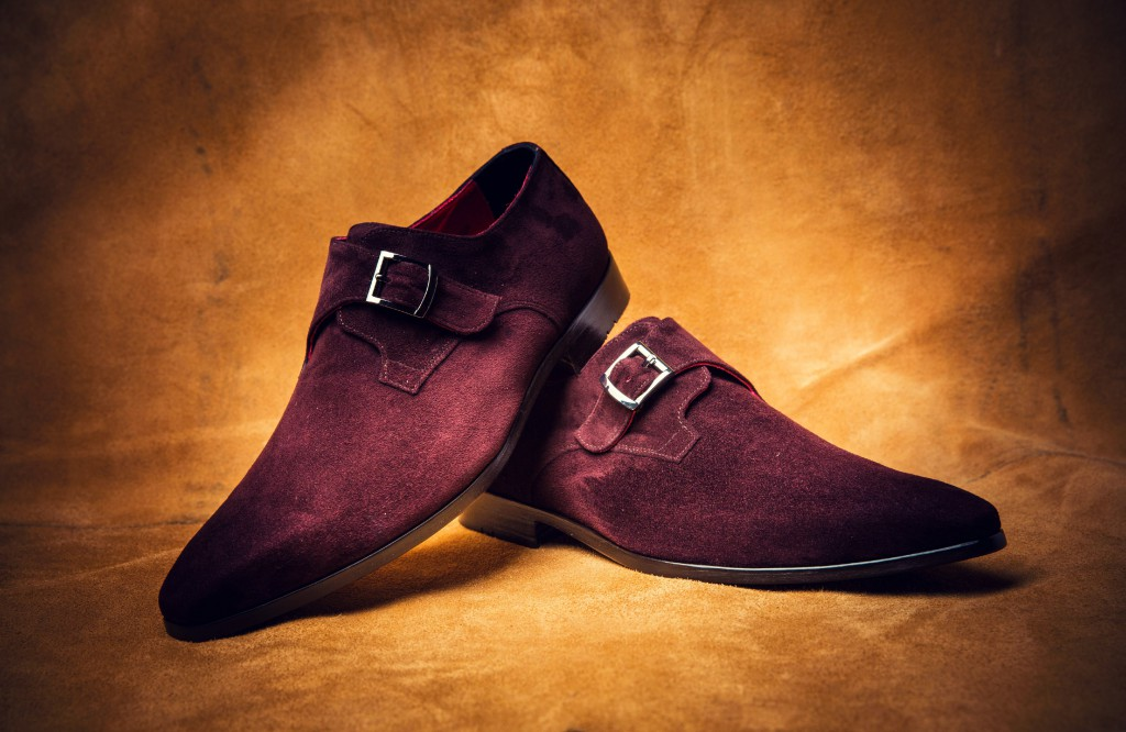 custom made shoes - itailor suede monks