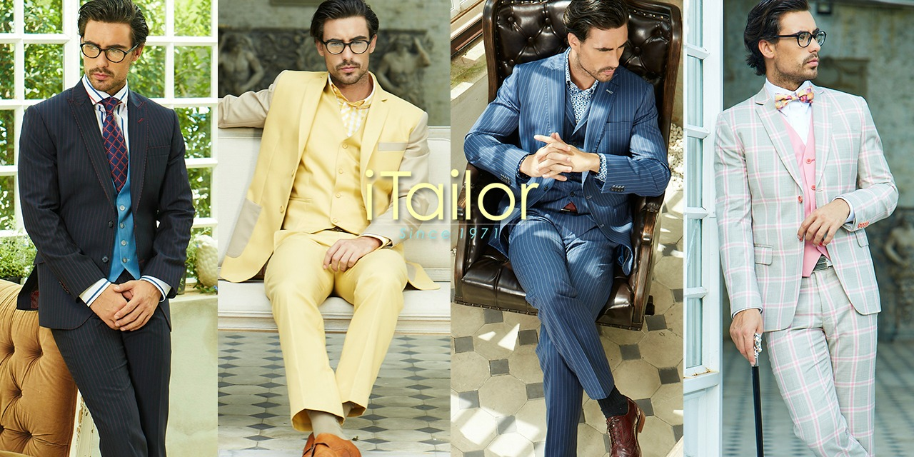 Custom Made Suits by iTailor