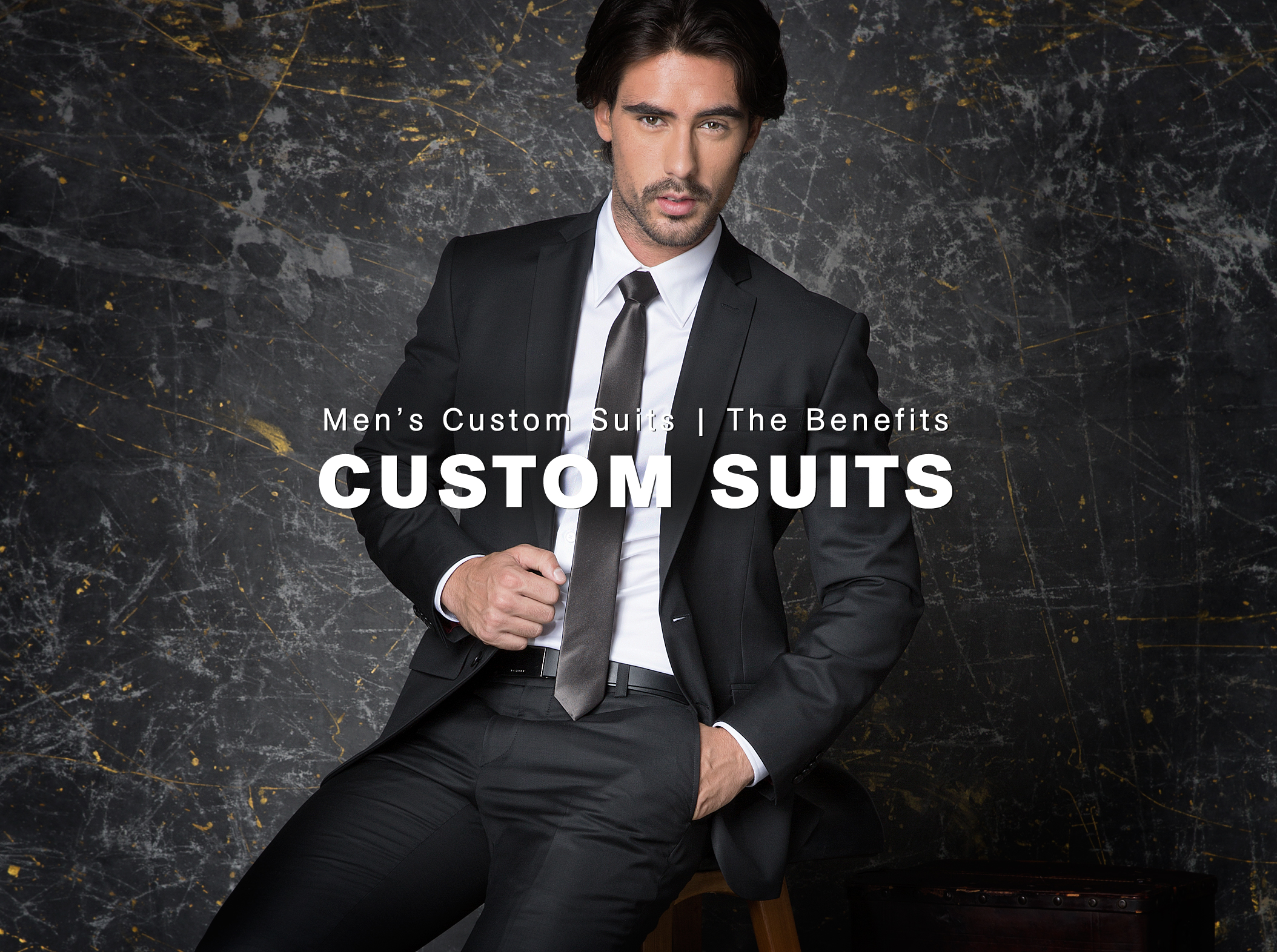 Men's Custom Suits | The Benefits