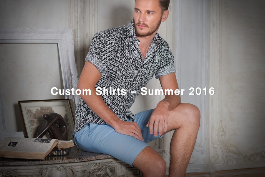 Custom Shirts – Summer 2016 Must Haves