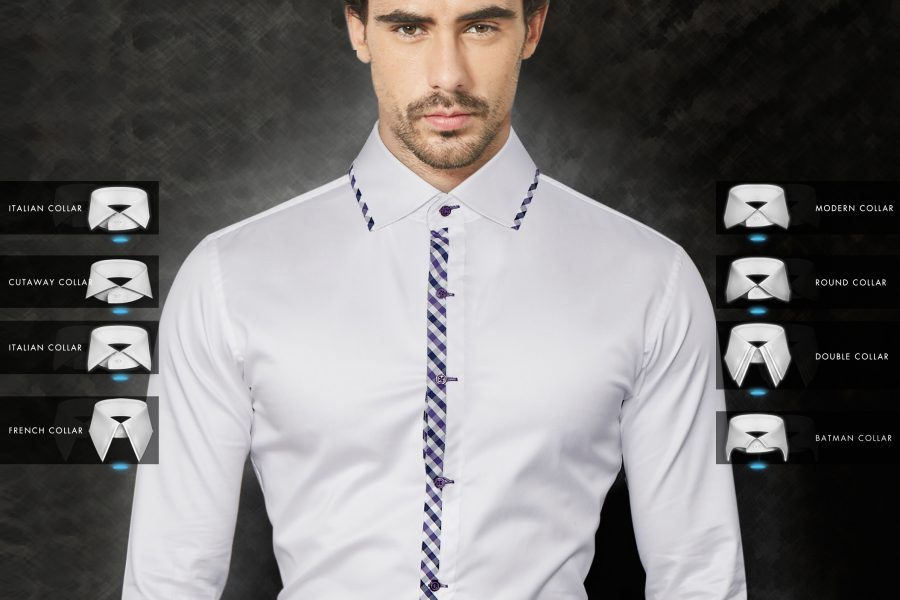 Collar Styles – How To Choose A Shirt Collar