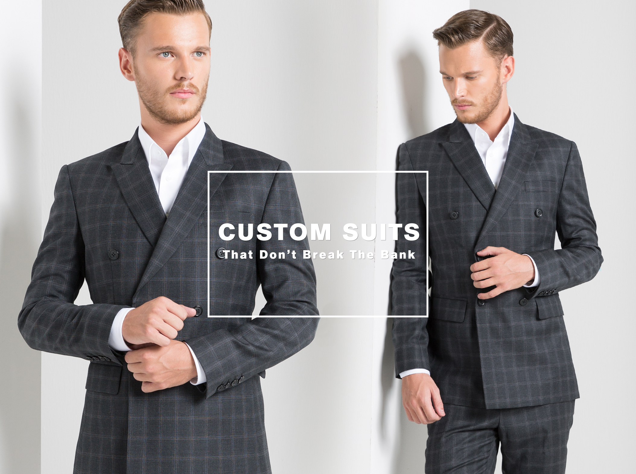 Custom Suits That Don't Break The Bank