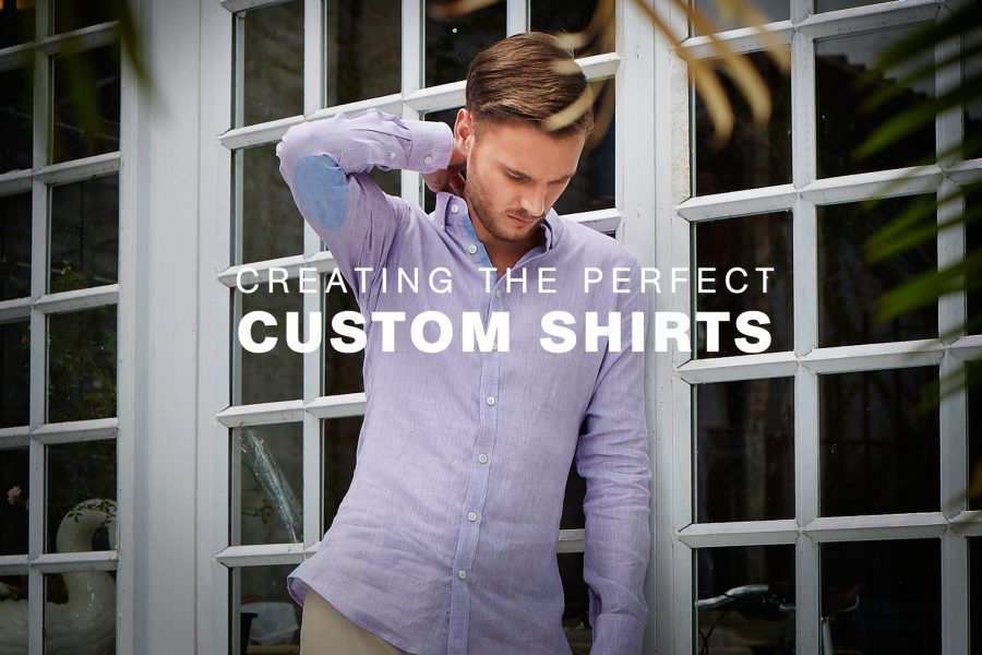 3 Steps to Creating the Perfect Custom Shirt for Summer!
