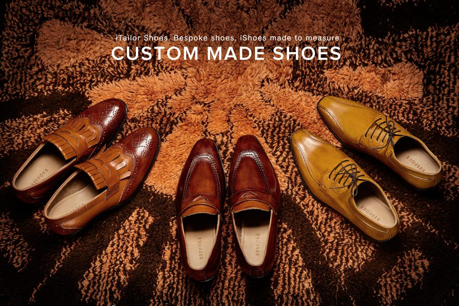 Custom Made Shoes – Men's Monk Straps