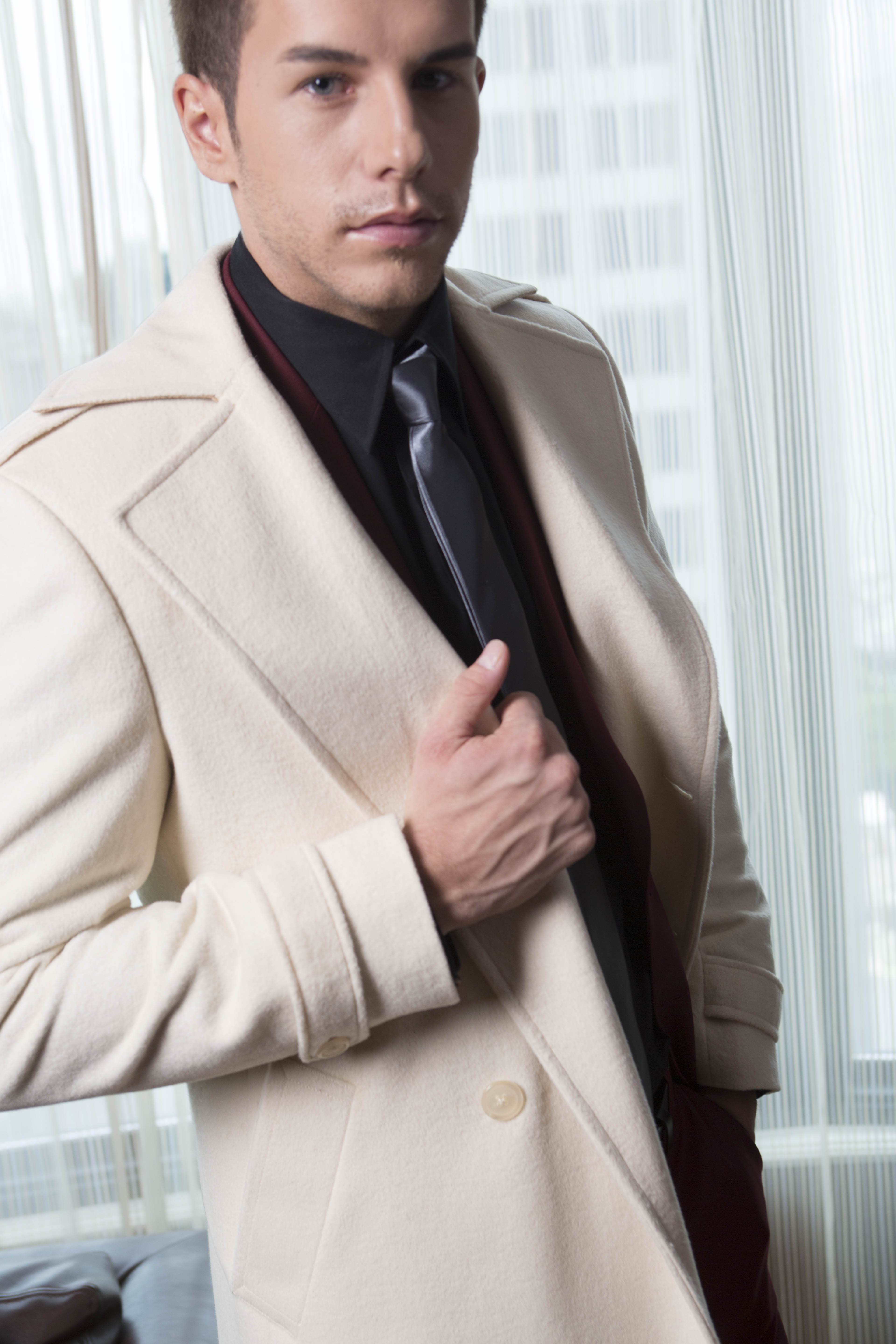 Tailored Overcoat For US$179 (With additional Discounts in Blog!)