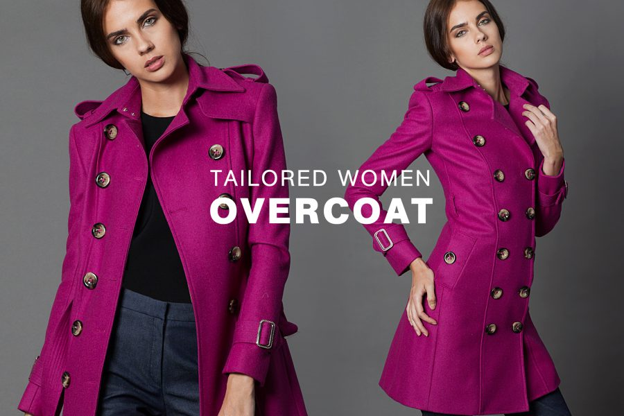 Tailored Women Overcoat (Insider Discounts in Blog!)