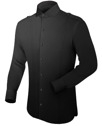 Collar Bar Dress Shirts