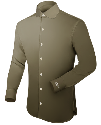 19 Inch Collar 32 Inch Sleeve Shirts with English Collar