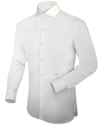 Thick White Shirt | Is Shirt