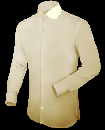 Yin And Yang Formal Shirt with English Collar