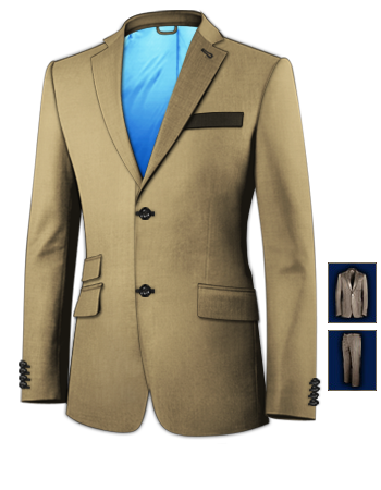 Where To Buy Suits with 2 Buttons, Single Breasted