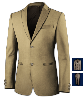 A Tailor To Make Me A Suit Scarborough Uk with 2 Buttons, Single Breasted
