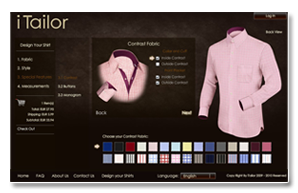 3D Shirt Designer
