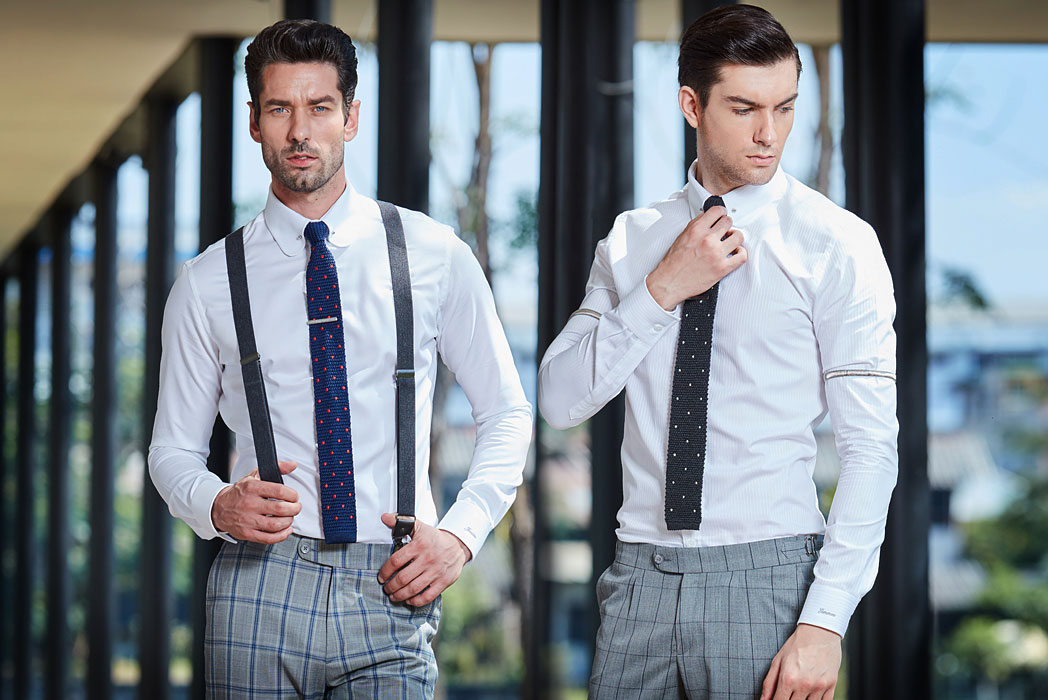 Custom Mens Suits & Online Tailor | iTailor