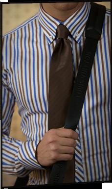 Free Collar Contrast
