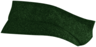 Green Back Collar